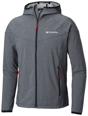 Men's Heather Canyon™ Softshell Jacket at Columbia Sportswear in Oshkosh, WI | Tuggl