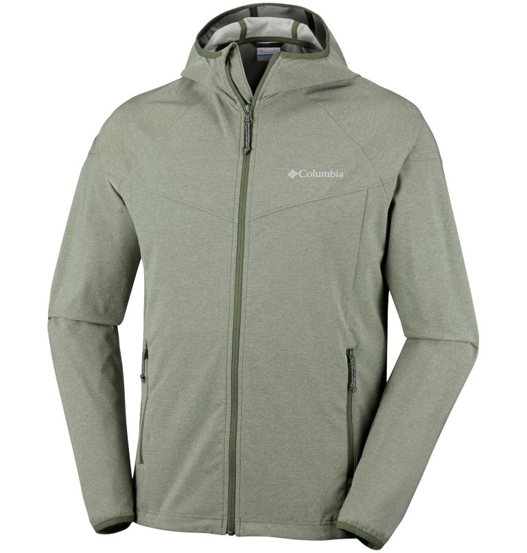 Softshell Heather Canyon™ Homme – Grandes tailles Softshell Heather Canyon™ Homme – Grandes tailles, front