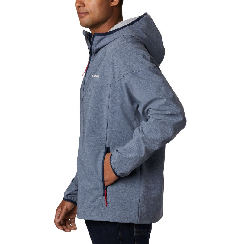 Men's Heather Canyon™ Softshell Jacket – Extended Sizes Men's Heather Canyon™ Softshell Jacket – Extended Sizes, a1