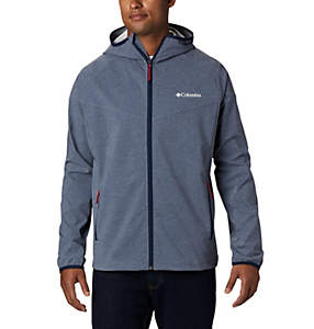 Men's Heather Canyon™ Softshell Jacket – Extended Sizes