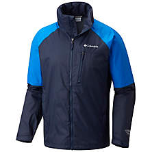 Mens Watertight Rain Trek Jacket