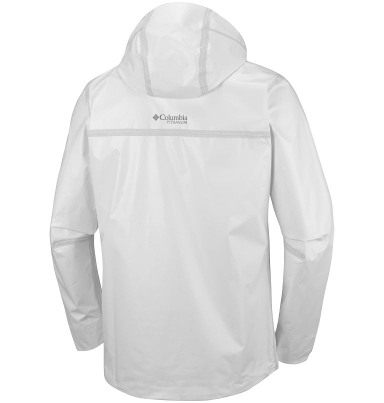 Men's OutDry™ Ex ECO Tech Shell Men's OutDry™ Ex ECO Tech Shell, back