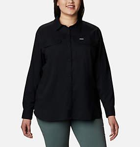 Women's Silver Ridge™ Lite Long Sleeve Shirt - Plus Size