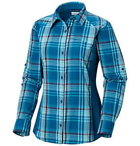 Women's Silver Ridge™ Plaid II Long Sleeve Shirt