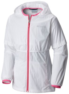 Girl's Athena™ Long Jacket at Columbia Sportswear in Oshkosh, WI | Tuggl