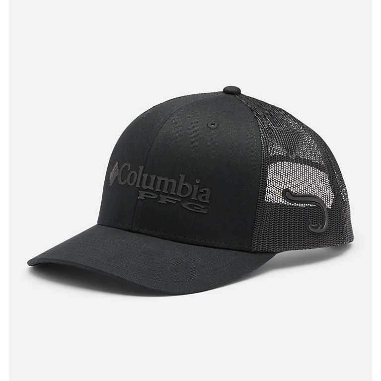 507b5cda987 PFG Mesh Snap Back Fishing Ball Cap