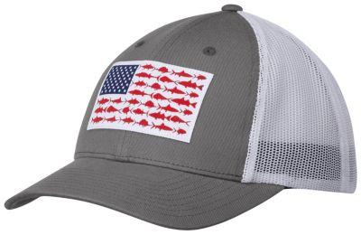 95d66fb119d PFG Mesh Snap Back Fishing Ball Cap