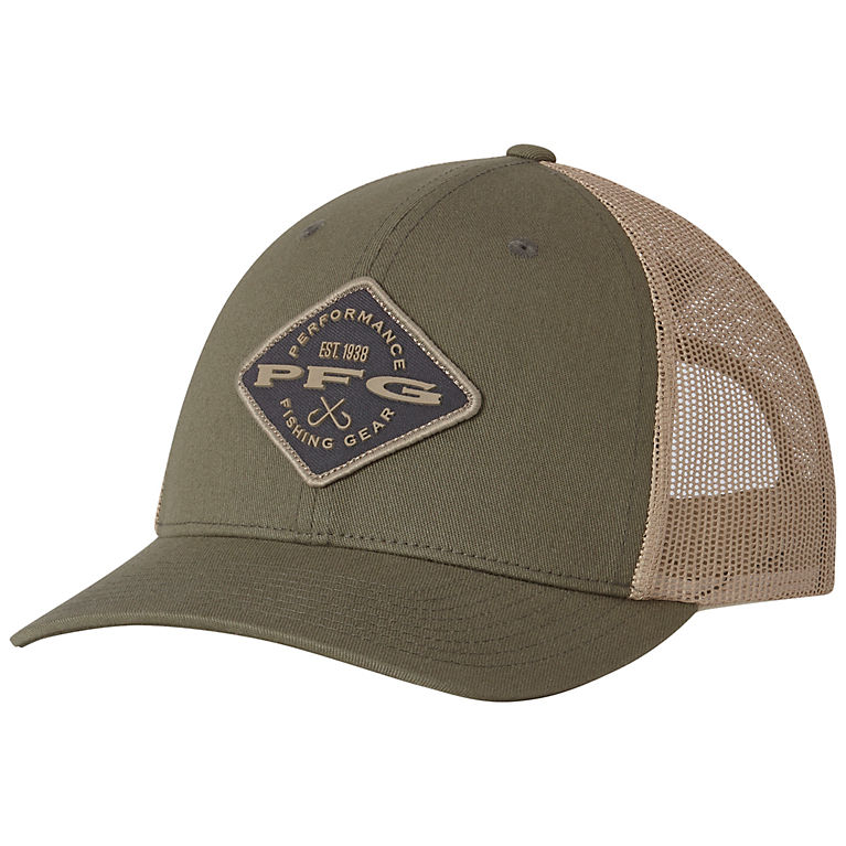 585ad2b819c65 PFG Mesh Snap Back Fishing Ball Cap