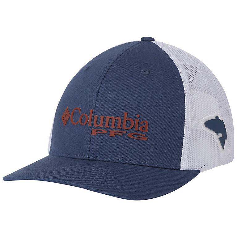 482a95b2 Dark Mountain, Red Fish PFG Mesh Snap Back™ Ball Cap, View 0