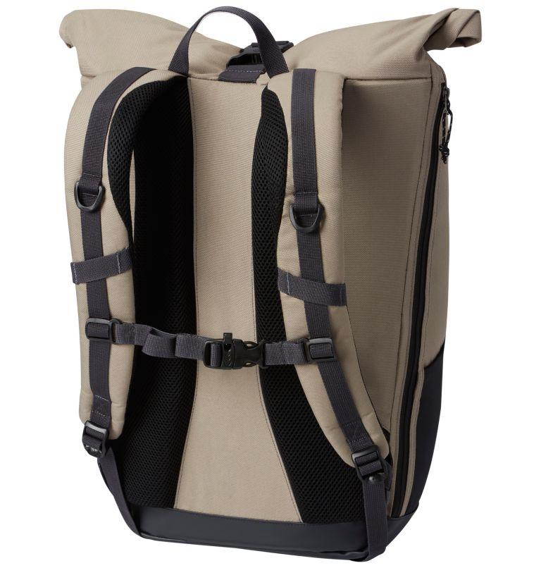 Convey™ 25L Rolltop Daypack   221   O/S Sac À Dos Avec Fermeture Par Enroulement 25 Litres Convey Unisexe, Tusk, Red Spark, back