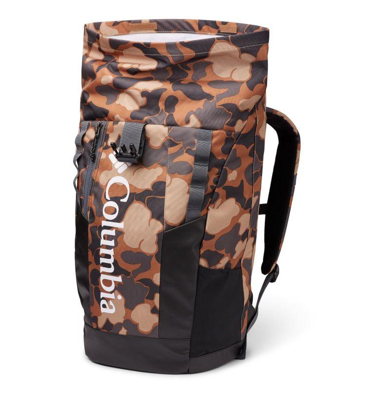 Convey™ 25L Rolltop Daypack | 224 | O/S Sac À Dos Unsiexe Avec Fermeture Par Enroulement 25L Convey™, Camel Brown Ibex Camo, a1