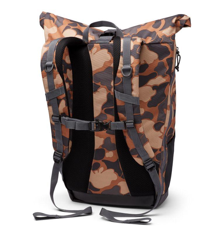 Convey™ 25L Rolltop Daypack | 224 | O/S Sac À Dos Unsiexe Avec Fermeture Par Enroulement 25L Convey™, Camel Brown Ibex Camo, back