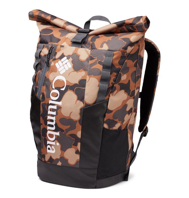 Convey™ 25L Rolltop Daypack | 224 | O/S Sac À Dos Unsiexe Avec Fermeture Par Enroulement 25L Convey™, Camel Brown Ibex Camo, front