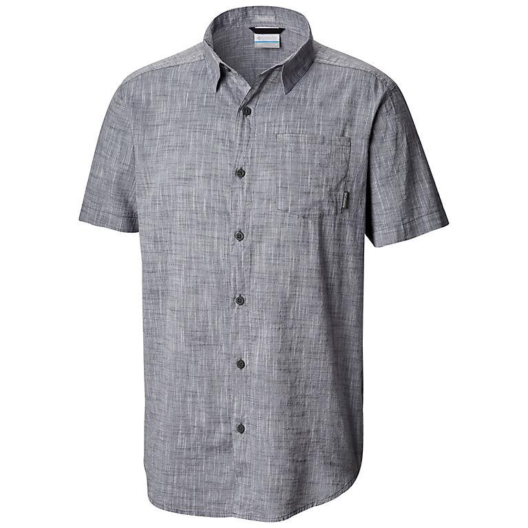 3e095c82364 Graphite Men's Under Exposure™ Yarn-Dye Short Sleeve Shirt, ...
