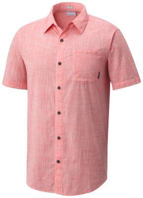 Men's Under Exposure™ Yarn-Dye Short Sleeve Shirt | Tuggl