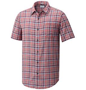 Chemise à manches courtes à fil teinté Under Exposure™ pour homme - Grande