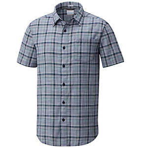 Men's Under Exposure™ Yarn Dye Short Sleeve Shirt – Tall