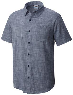 Men's Under Exposure™ Yarn Dye Short Sleeve Shirt – Tall   Tuggl
