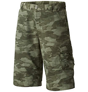 Boys' Silver Ridge™ Printed Short