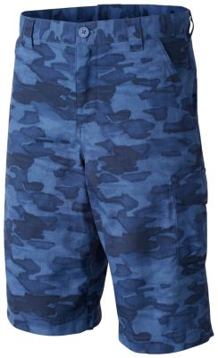 Boys' Silver Ridge™ Printed Short | Tuggl