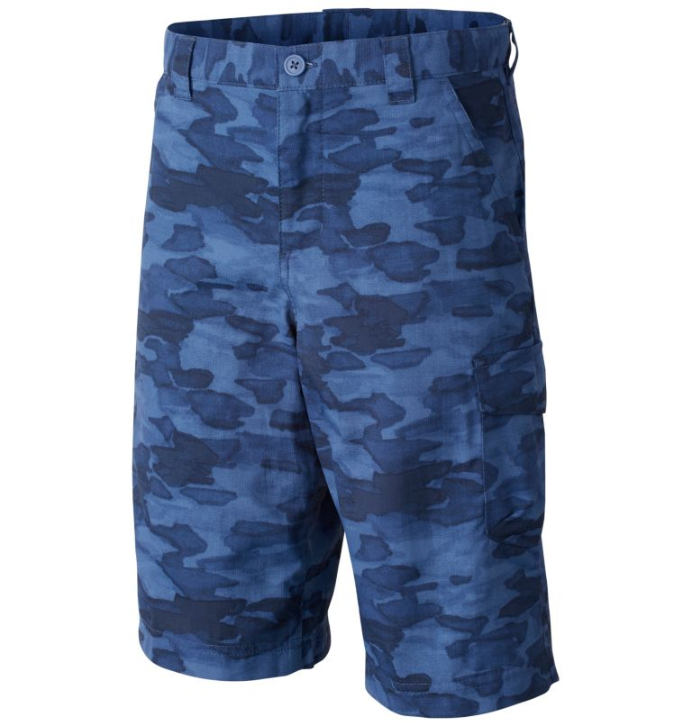 Shorts estampados Silver Ridge™ para niños Shorts estampados Silver Ridge™ para niños, front