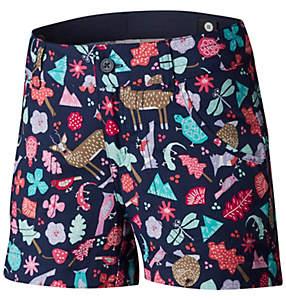 Silver Ridge™ bedruckte Shorts für Mädchen