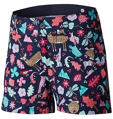 Silver Ridge™ bedruckte Shorts für Mädchen , front