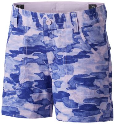 Girls' Silver Ridge™ Printed Short | Tuggl
