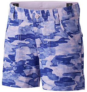 Girls' Silver Ridge™ Printed Short