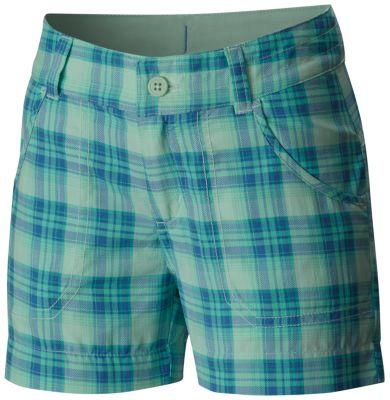 Girl's Silver Ridge™ Printed Short at Columbia Sportswear in Oshkosh, WI   Tuggl