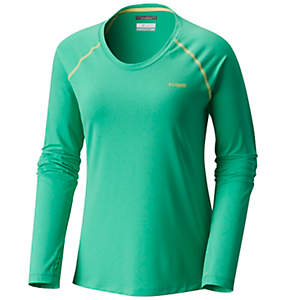 Women's PFG Tamiami™ Heather Knit Long Sleeve