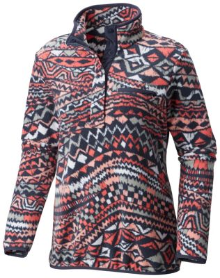 Women's Mountain Side™ Printed Pullover - Plus Size | Tuggl