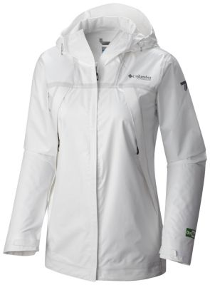 Women's OutDry™ Ex Eco Jacket at Columbia Sportswear in Oshkosh, WI | Tuggl