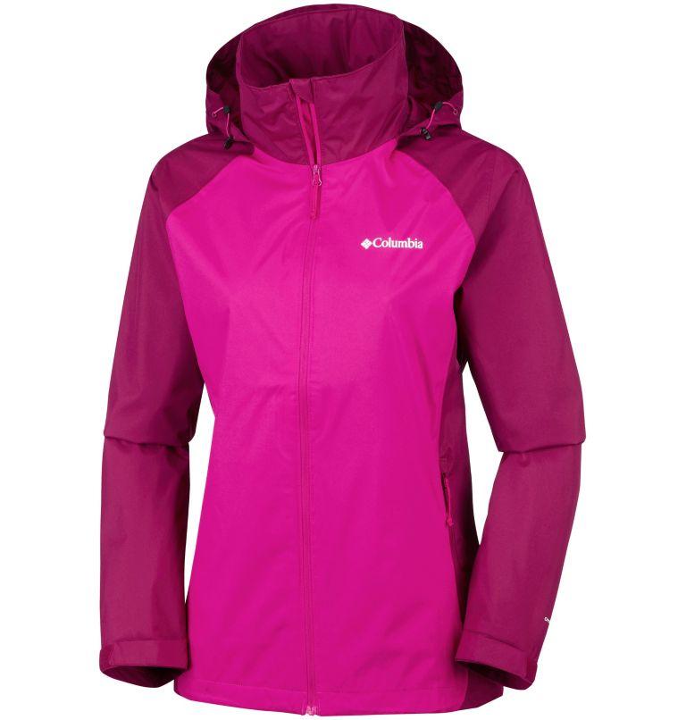 Tapanga Trail™ Jacket | 627 | XL Giacca Tapanga Trail™ da donna, Haute Pink, Wine Berry, front