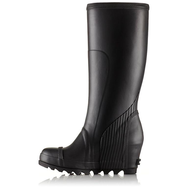 7f5244d71870 Women s Joan Waterproof Rain Wedge Tall Boot
