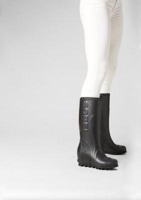 3f7e7981a61 Women s Joan Waterproof Rain Wedge Tall Boot