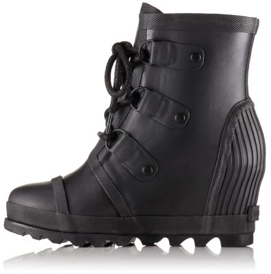 1b07239d46cf Women s Joan Waterproof Rain Wedge Boot