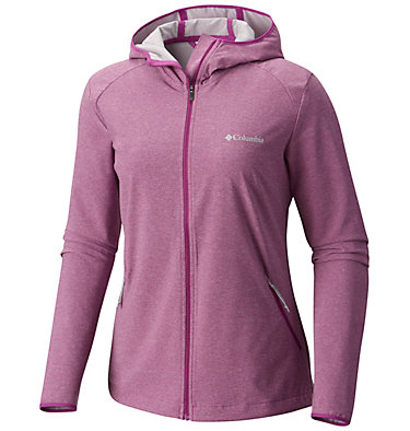 Chaqueta softshell Heather Canyon™ para mujer , front
