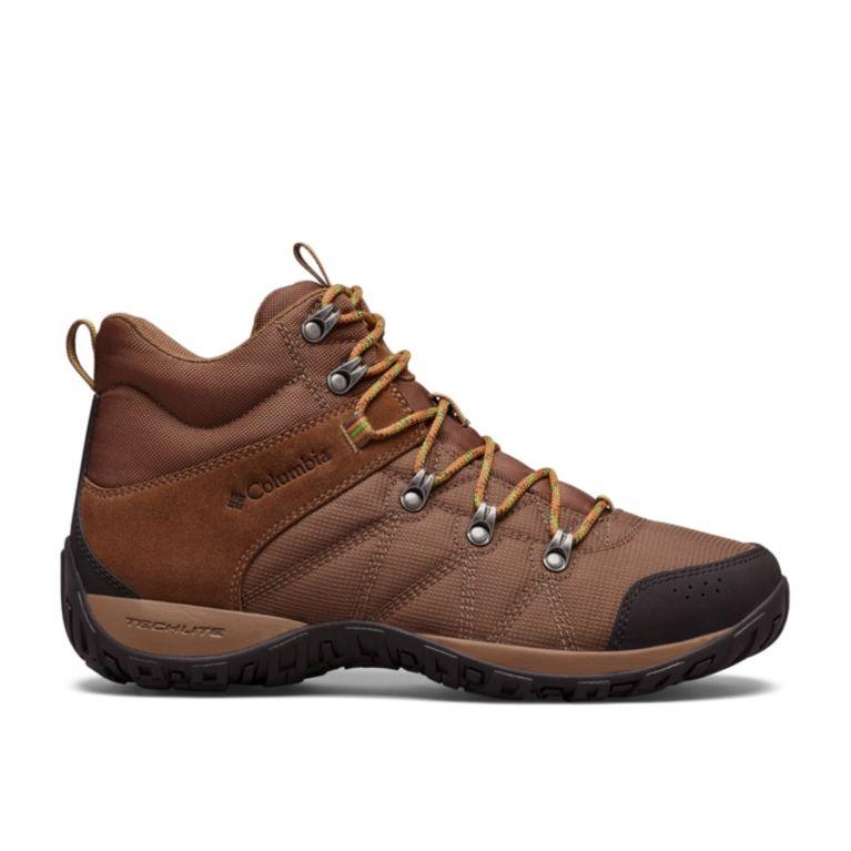 Dark Brown, Clean Green Men s Peakfreak™ Venture Boot, View 0 0ede22c8a47
