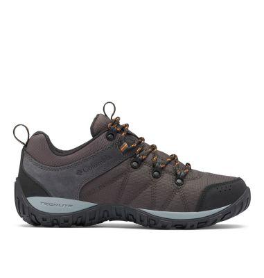 Columbia PEAKFREAK VENTURE WATERPROOF - Hiking shoes - dark brown yp27I