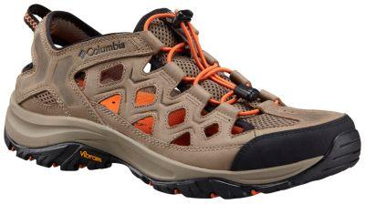 Columbia Sandals Mens Columbia Terrebonne Flat Cordovan/Madder Brown 3794548