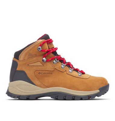 Columbia Women S Newton Ridge Plus Waterproof Amped