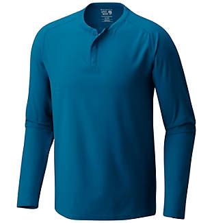 Men's MHW AC™ Long Sleeve Henley