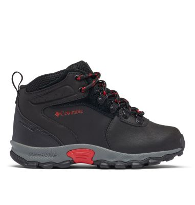 Youth Newton Ridge™ Waterproof Hiking Boot at Columbia Sportswear in Oshkosh, WI | Tuggl
