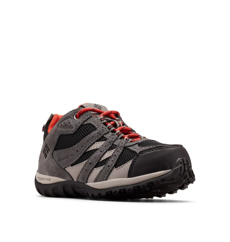 Youth Redmond Waterproof Shoes Youth Redmond Waterproof Shoes, 3/4 front