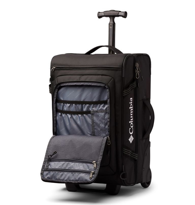 Input™ 22 Inch Roller Bag | 010 | O/S Sac À Roulette Input™ 33 litres Unisexe, Black, a1