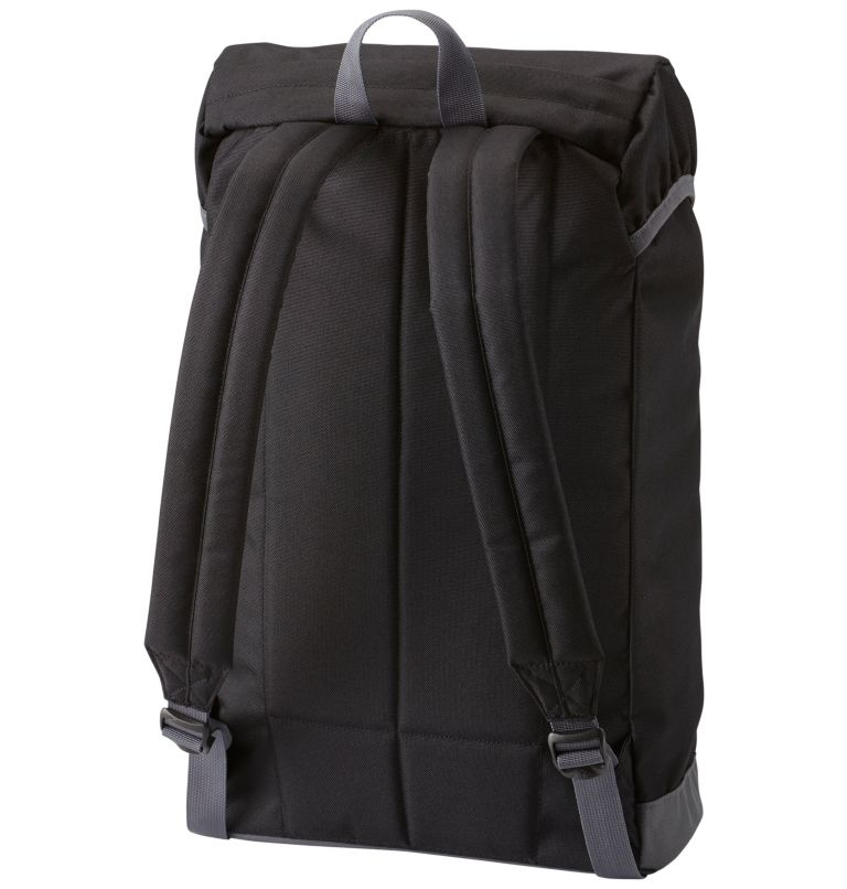Classic Outdoor™ 25L Daypack   010   O/S Sac À Dos 25L Classic Outdoor™ Unisexe, Black, Graphite, back