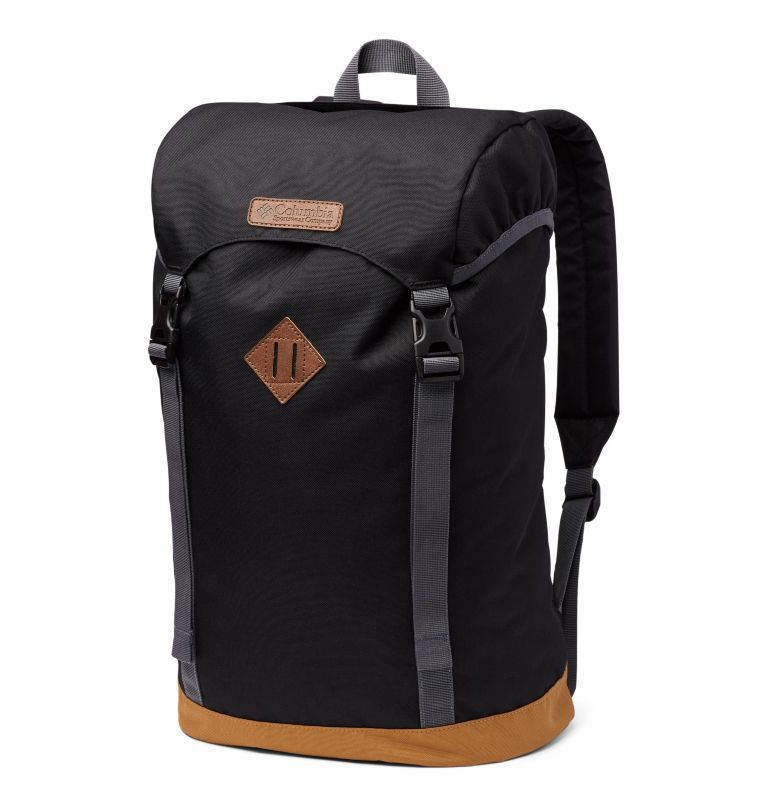 Classic Outdoor™ 25L Daypack | 013 | O/S Unisex Classic Outdoor™ 25L Daypack, Black, Maple, front