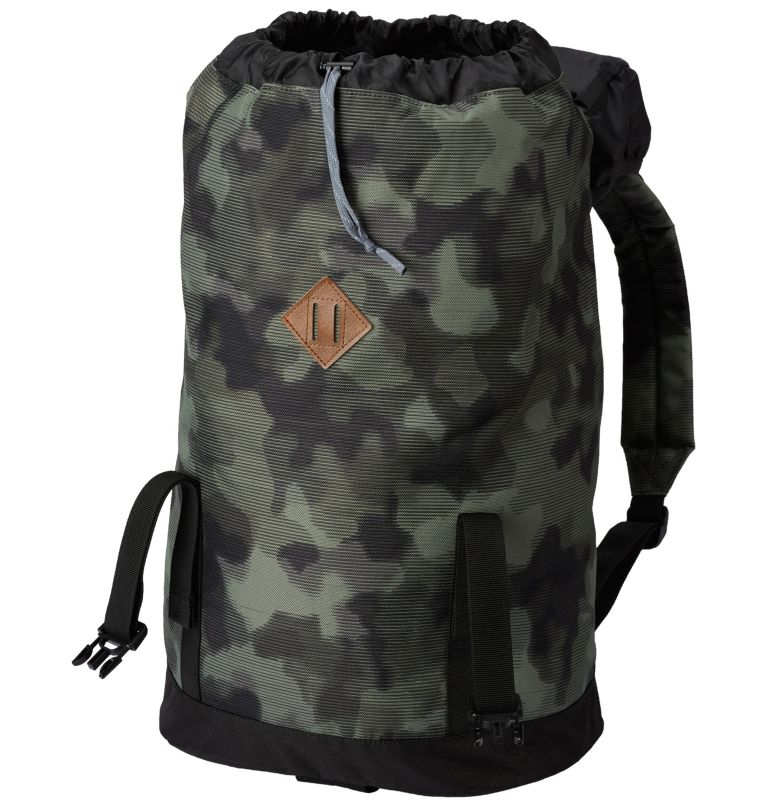 Classic Outdoor™ 25L Daypack | 214 | O/S Sac À Dos 25L Classic Outdoor™ Unisexe, Peatmoss Lined Camo Print, a1