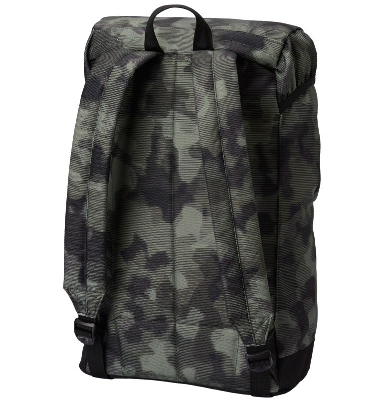 Classic Outdoor™ 25L Daypack | 214 | O/S Sac À Dos 25L Classic Outdoor™ Unisexe, Peatmoss Lined Camo Print, back